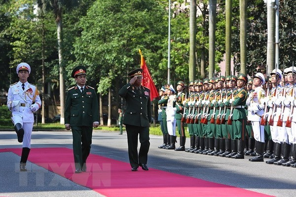 Gov't leader meets with chief of Lao army's general staff, Government news, Vietnam breaking news, politic news, vietnamnet bridge, english news, Vietnam news, news Vietnam, vietnamnet news, Vietnam net news, Vietnam latest news, vn news