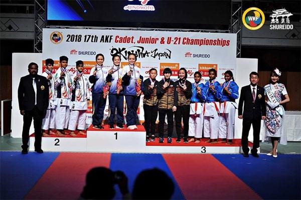 Karate championship, Vietnam economy, Vietnamnet bridge, English news about Vietnam, Vietnam news, news about Vietnam, English news, Vietnamnet news, latest news on Vietnam, Vietnam