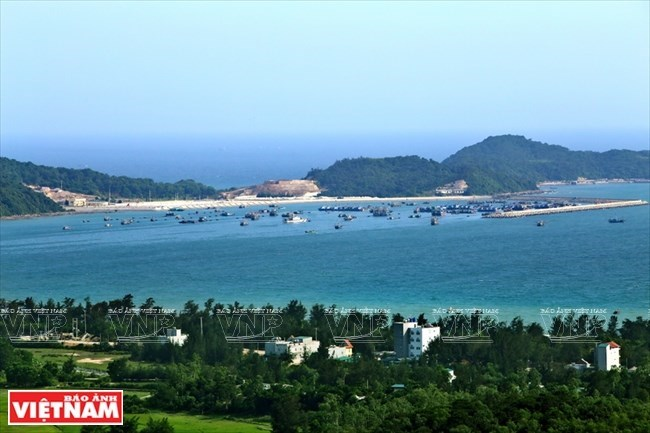 Quang Ninh's Co To island aims to become national eco-tourism site by 2020, travel news, Vietnam guide, Vietnam airlines, Vietnam tour, tour Vietnam, Hanoi, ho chi minh city, Saigon, travelling to Vietnam, Vietnam travelling, Vietnam travel, vn news