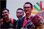 Vietnamese 'golden boys' at Asian Physics Olympiad share three traits