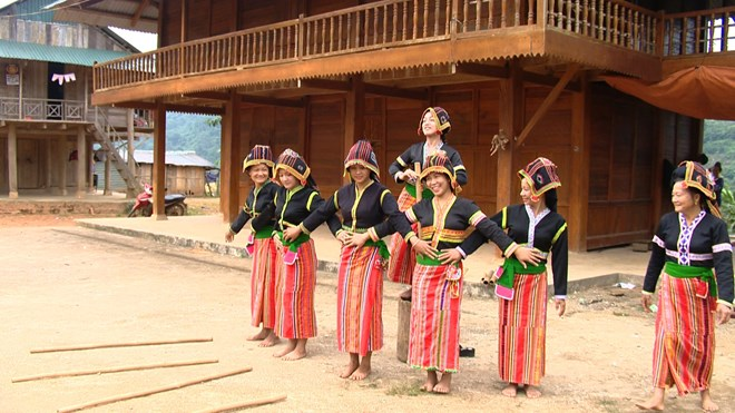 Classes preserve Cong ethnic minority's folk art, entertainment events, entertainment news, entertainment activities, what's on, Vietnam culture, Vietnam tradition, vn news, Vietnam beauty, news Vietnam, Vietnam news, Vietnam net news, vietnamnet news, vi