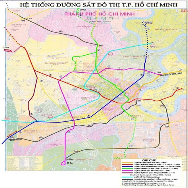 PM okays proposal of hiring consulting units for HCM City Metro line 5, social news, vietnamnet bridge, english news, Vietnam news, news Vietnam, vietnamnet news, Vietnam net news, Vietnam latest news, vn news, Vietnam breaking news