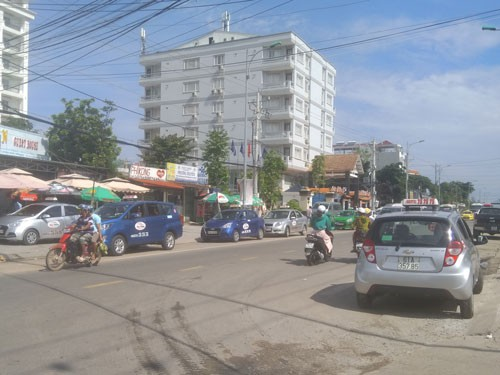 Taxi services boom on Phu Quoc Island, social news, vietnamnet bridge, english news, Vietnam news, news Vietnam, vietnamnet news, Vietnam net news, Vietnam latest news, vn news, Vietnam breaking news