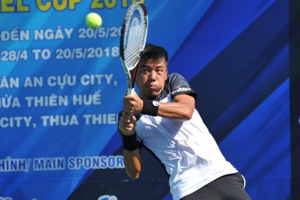 Futures tennis tournament, Ly Hoang Nam, lose, Vietnam economy, Vietnamnet bridge, English news about Vietnam, Vietnam news, news about Vietnam, English news, Vietnamnet news, latest news on Vietnam, Vietnam