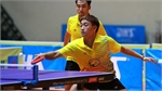 New advancement of Vietnamese table tennis