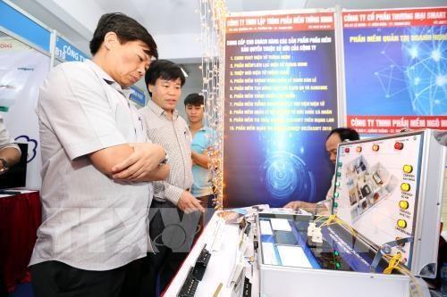 Techmart 2018 kicks off in Hanoi,IT news, sci-tech news, vietnamnet bridge, english news, Vietnam news, news Vietnam, vietnamnet news, Vietnam net news, Vietnam latest news, Vietnam breaking news, vn news