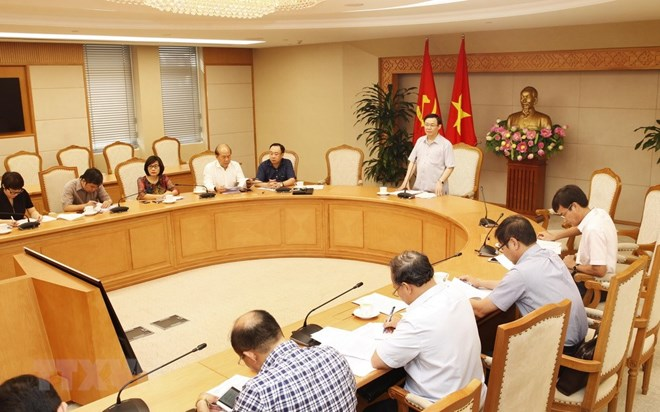 Deputy PM: Public capital disbursement must be publicised, vietnam economy, business news, vn news, vietnamnet bridge, english news, Vietnam news, news Vietnam, vietnamnet news, vn news, Vietnam net news, Vietnam latest news, Vietnam breaking news