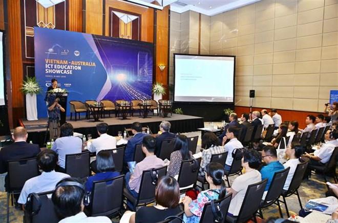 Vietnam, Australia step up ICT training cooperation, IT news, sci-tech news, vietnamnet bridge, english news, Vietnam news, news Vietnam, vietnamnet news, Vietnam net news, Vietnam latest news, Vietnam breaking news, vn news