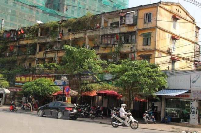 Old buildings a headache for construction sector, social news, vietnamnet bridge, english news, Vietnam news, news Vietnam, vietnamnet news, Vietnam net news, Vietnam latest news, vn news, Vietnam breaking news
