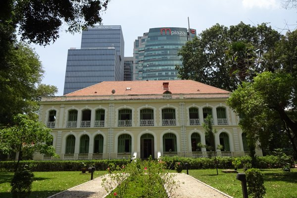 A visit to French Consulate General in HCM City, travel news, Vietnam guide, Vietnam airlines, Vietnam tour, tour Vietnam, Hanoi, ho chi minh city, Saigon, travelling to Vietnam, Vietnam travelling, Vietnam travel, vn news