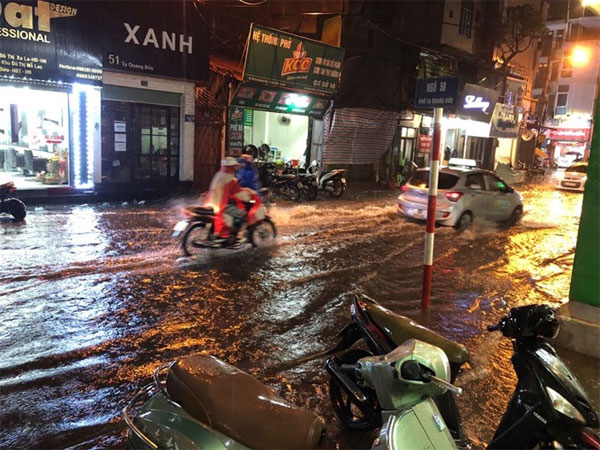 Hanoi, flood-prone areas, install cameras, Vietnam economy, Vietnamnet bridge, English news about Vietnam, Vietnam news, news about Vietnam, English news, Vietnamnet news, latest news on Vietnam, Vietnam