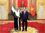 President hosts UAE, Mozambican, RoK Ambassadors