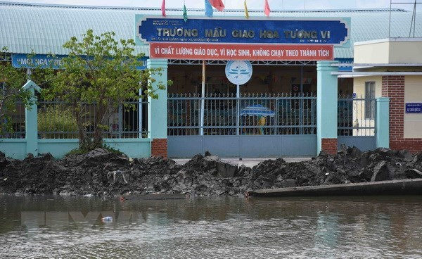 More capital to be poured into Mekong Delta to address erosions, social news, vietnamnet bridge, english news, Vietnam news, news Vietnam, vietnamnet news, Vietnam net news, Vietnam latest news, vn news, Vietnam breaking news