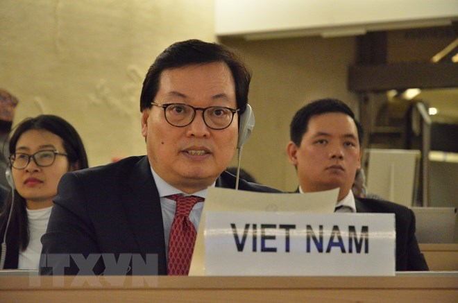 Vietnam protests use of force in Gaza Strip