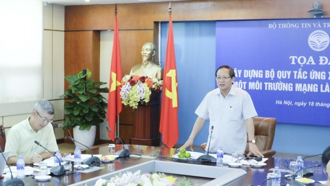 VN Internet users to have code of conduct, IT news, sci-tech news, vietnamnet bridge, english news, Vietnam news, news Vietnam, vietnamnet news, Vietnam net news, Vietnam latest news, Vietnam breaking news, vn news