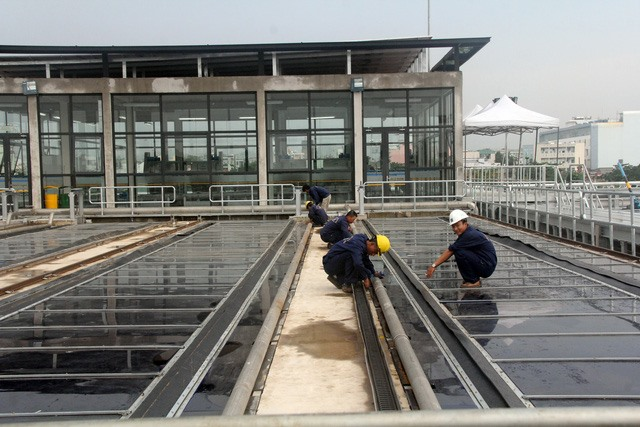 HCM City achieves four goals in pollution reduction
