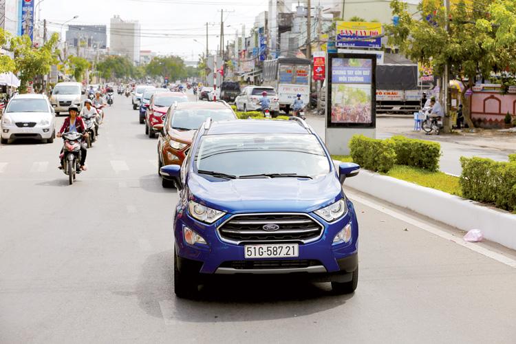 Dozens of taxes, fees burden VN car users