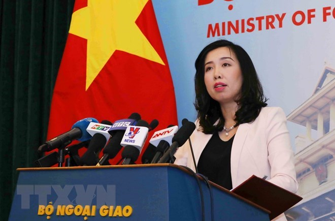 Vietnam asks China to stop bomber drills in Hoang Sa, Government news, Vietnam breaking news, politic news, vietnamnet bridge, english news, Vietnam news, news Vietnam, vietnamnet news, Vietnam net news, Vietnam latest news, vn news