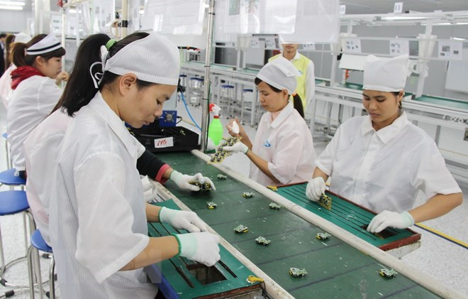 Korean firms expand investments in Vietnam