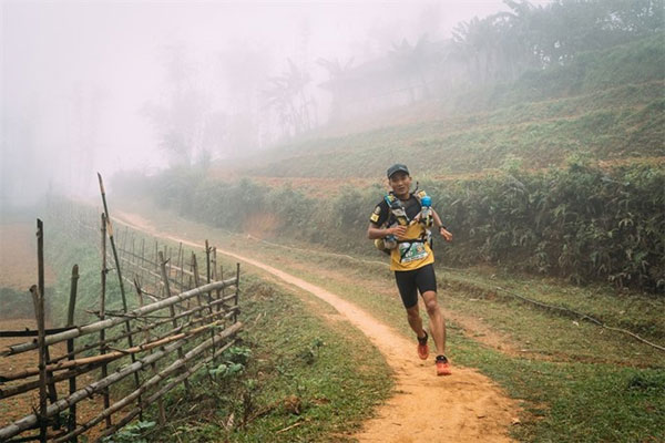 Ultra Asia Race, runners, Tran Duy Quang, Vietnam economy, Vietnamnet bridge, English news about Vietnam, Vietnam news, news about Vietnam, English news, Vietnamnet news, latest news on Vietnam, Vietnam