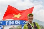 Trail running a test of human endurance