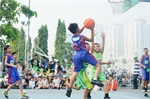120 teams in the fray in HCM City school basketball tournament
