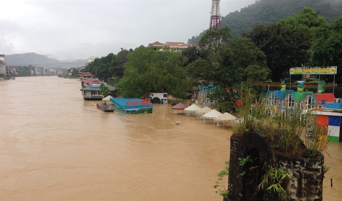 Climate change affects farmers in VN northeast