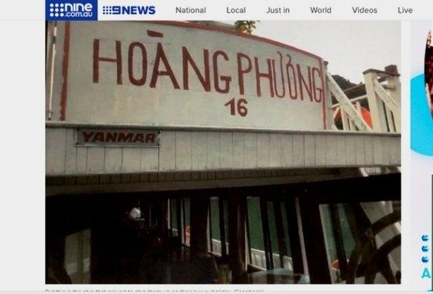 Quang Ninh corrects information on Ha Long Bay cruise ship