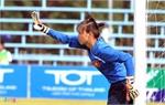 Leading female goalkeeper bids goodbye to national team
