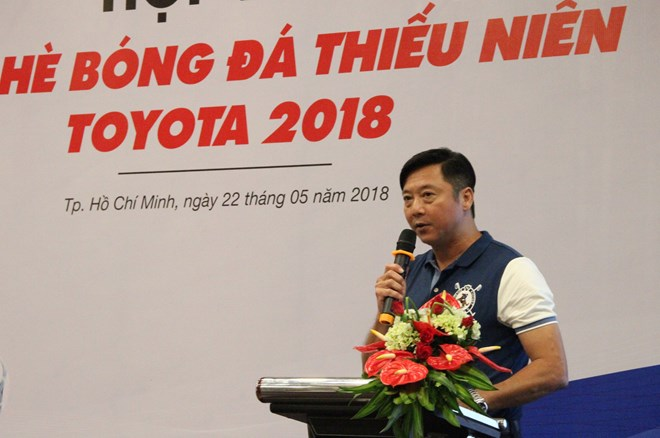 Toyota camp helps young talents nurture football dreams, Sports news, football, Vietnam sports, vietnamnet bridge, english news, Vietnam news, news Vietnam, vietnamnet news, Vietnam net news, Vietnam latest news, vn news, Vietnam breaking news