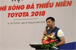 Toyota camp helps young talents nurture football dreams