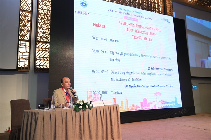 VN among countries with highest gestational diabetes rate in Asia-Pacific