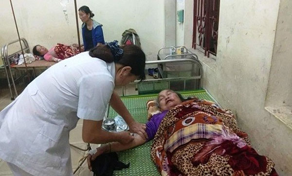 4 struck by lightning in Nghe An