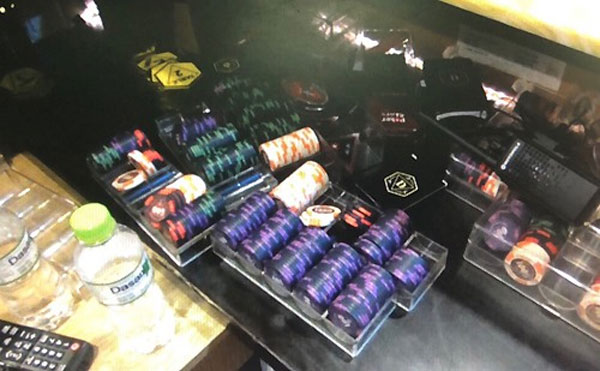 Police bust illegal gambling ring in poker tournament disguise
