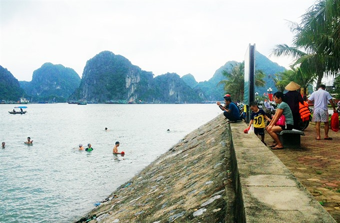 Unlicensed beaches in Quang Ninh threaten public safety