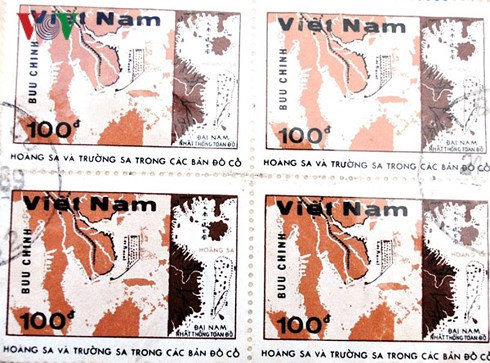 VN farmer promotes Hoang Sa, Truong Sa archipelago stamps to world public, entertainment events, entertainment news, entertainment activities, what's on, Vietnam culture, Vietnam tradition, vn news, Vietnam beauty, news Vietnam, Vietnam news, Vietnam net