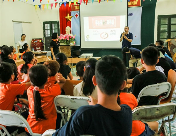 Child sexual abuse prevention, hearing-impaired kids, Vietnam economy, Vietnamnet bridge, English news about Vietnam, Vietnam news, news about Vietnam, English news, Vietnamnet news, latest news on Vietnam, Vietnam