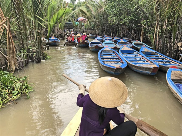 Mekong Delta, garden islets, get lost, don ca tai tu, Vietnam economy, Vietnamnet bridge, English news about Vietnam, Vietnam news, news about Vietnam, English news, Vietnamnet news, latest news on Vietnam, Vietnam