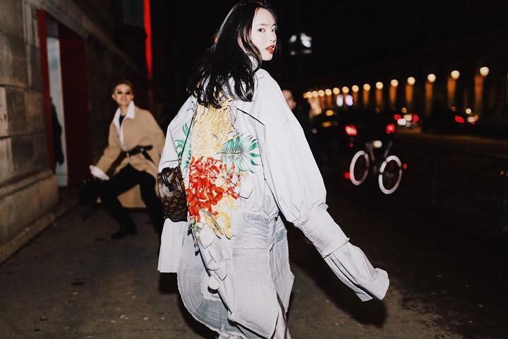 VN fashionista graces Louis Vuitton's France fashion show, chau bui, entertainment events, entertainment news, entertainment activities, what's on, Vietnam culture, Vietnam tradition, vn news, Vietnam beauty, news Vietnam, Vietnam news, Vietnam net news,