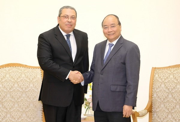 PM: Vietnam values traditional friendship with Egypt, PM welcomes new Sudanese ambassador, Vietnam hopes to receive help from Global Environment Fund, Government news, Vietnam breaking news, politic news, vietnamnet bridge, english news, Vietnam news, new