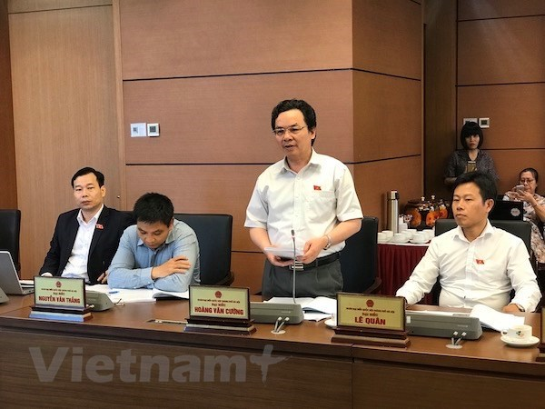 NA deputies debate revised Anti-Corruption bill, Government news, Vietnam breaking news, politic news, vietnamnet bridge, english news, Vietnam news, news Vietnam, vietnamnet news, Vietnam net news, Vietnam latest news, vn news
