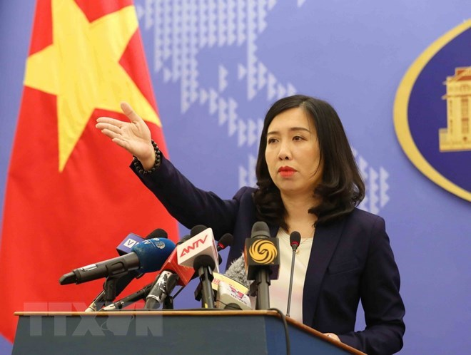 Vietnam condemns China's violations of national sovereignty at sea, Government news, Vietnam breaking news, politic news, vietnamnet bridge, english news, Vietnam news, news Vietnam, vietnamnet news, Vietnam net news, Vietnam latest news, vn news