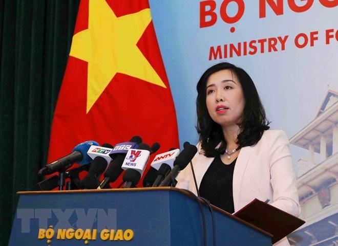 Vietnam welcomes efforts for peace in Korean Peninsula, Government news, Vietnam breaking news, politic news, vietnamnet bridge, english news, Vietnam news, news Vietnam, vietnamnet news, Vietnam net news, Vietnam latest news, vn news