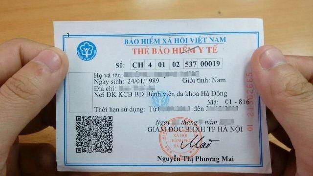 No new health insurance cards next year: VSI, social news, vietnamnet bridge, english news, Vietnam news, news Vietnam, vietnamnet news, Vietnam net news, Vietnam latest news, vn news, Vietnam breaking news