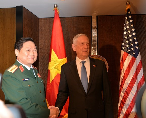 US seeks further cooperation with Vietnam in defence industry, Government news, Vietnam breaking news, politic news, vietnamnet bridge, english news, Vietnam news, news Vietnam, vietnamnet news, Vietnam net news, Vietnam latest news, vn news
