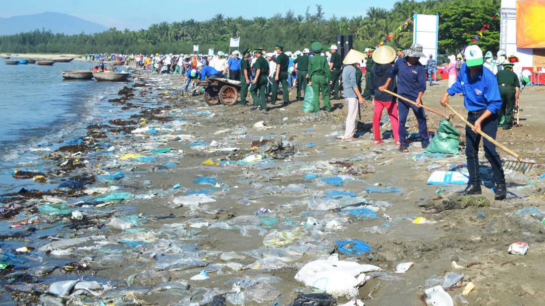 vietnam economy, business news, vn news, vietnamnet bridge, english news, Vietnam news, news Vietnam, vietnamnet news, vn news, Vietnam net news, Vietnam latest news, Vietnam breaking news, plastic waste, Hoi An, MONRE