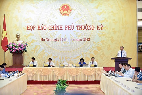 Vietnamese Government capable of control inflation: press conference, Government news, Vietnam breaking news, politic news, vietnamnet bridge, english news, Vietnam news, news Vietnam, vietnamnet news, Vietnam net news, Vietnam latest news, vn news