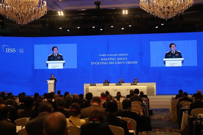 Observance of int'l laws fundamental to security, peace: Defence Minister, ngo xuan lich, shangrila, Government news, Vietnam breaking news, politic news, vietnamnet bridge, english news, Vietnam news, news Vietnam, vietnamnet news, Vietnam net news, Viet