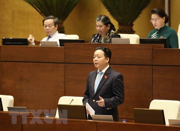 Ministers field questions about land, environment, labour issues, Government news, Vietnam breaking news, politic news, vietnamnet bridge, english news, Vietnam news, news Vietnam, vietnamnet news, Vietnam net news, Vietnam latest news, vn news