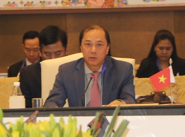 Vietnam joins ASEAN SOM in Singapore, Government news, Vietnam breaking news, politic news, vietnamnet bridge, english news, Vietnam news, news Vietnam, vietnamnet news, Vietnam net news, Vietnam latest news, vn news